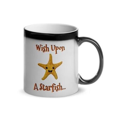 Wish Upon A Starfish...Glossy Magic Mug