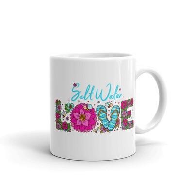 Salt Water Love Mug