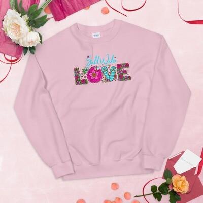 Unisex 'Salt Water LOVE' Sweatshirt