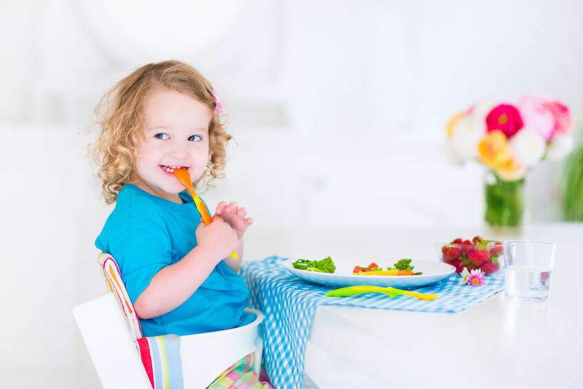 Picky Eating: Make Mealtimes Enjoyable Again (Recording)