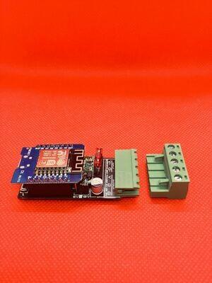 ESP Art Stick 5v/12v WiFi pixel Controller
