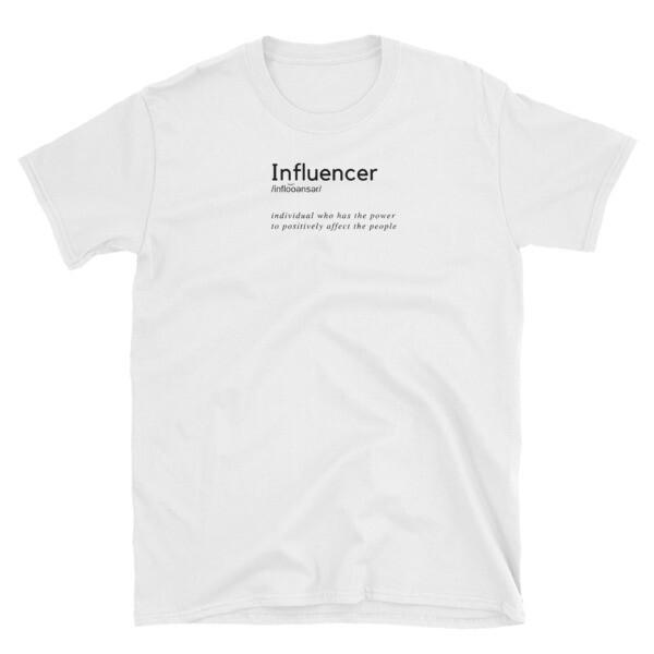 Influencer Unisex T-Shirt