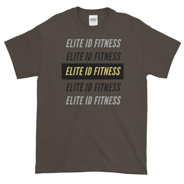 Elite ID Fitness Fade Short-Sleeve T-Shirt
