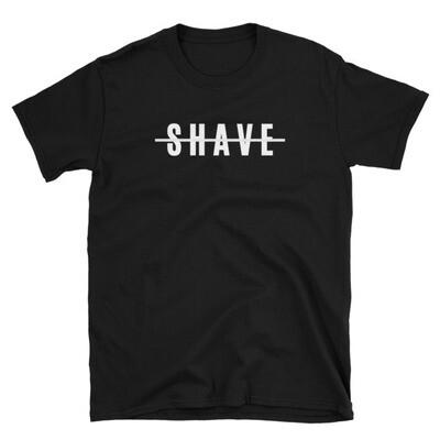 No Shave Short-Sleeve Unisex T-Shirt