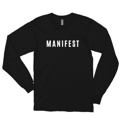 Manifest Long sleeve t-shirt