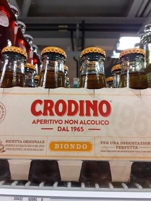 Crodino BIONDO 8X10 cl
