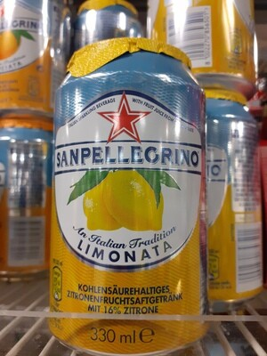 Sanpellegrino Limonata 1x33 cl