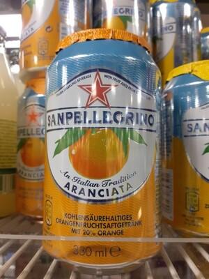 Sanpellegrino ARANCIATA 1x33 cl