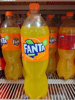 Fanta Orange 1x1.5L