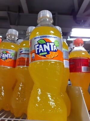 Fanta Orange Zero 1x45 cl