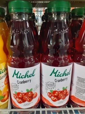 Michel Cranberry 1x50 cl