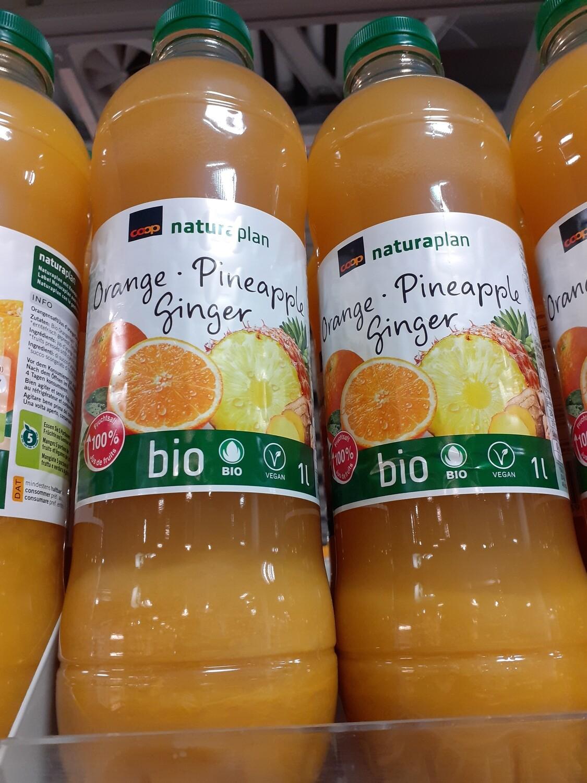 Naturaplan Bio Jus Multifruit 1x1L