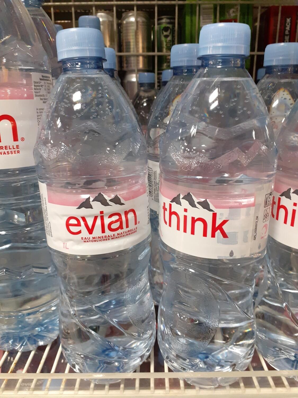 Evian 1x1L