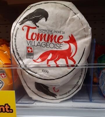 Tomme Villageoie SUISSE GARANTIE 100 g