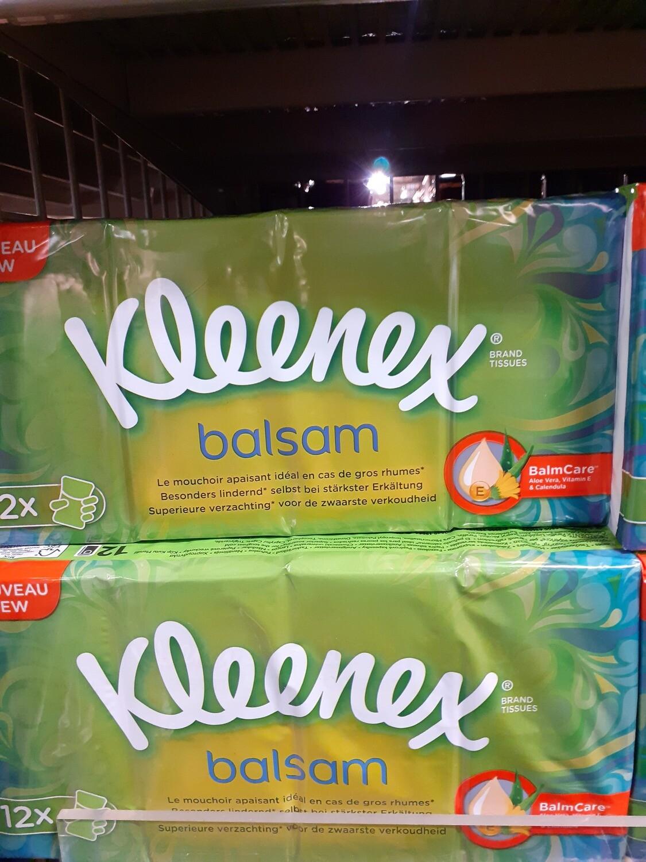 Kleenex Balsam 1x12x9PCE