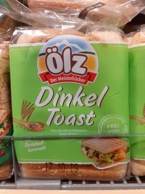 Oelz Toast à L`épeautre 1x250g