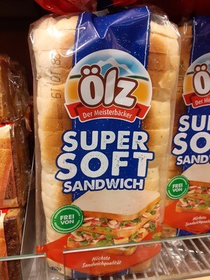 Oelz Super Soft Sandwich 1x750g