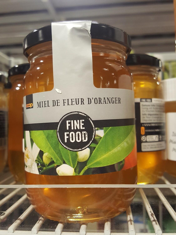 Fine Food Miel de fleurs d'Oranger 1x350g