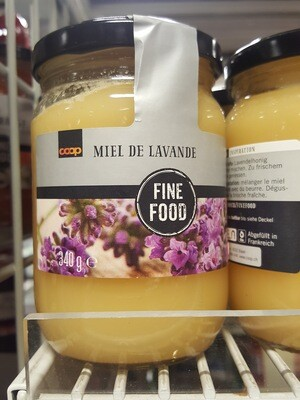 Fine Food Miel de Lavande 1x340g