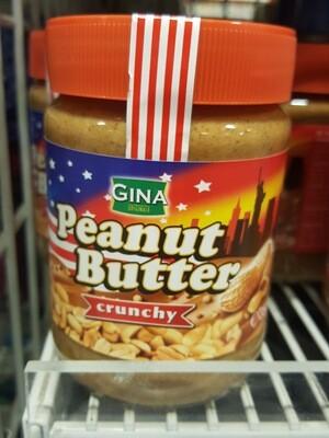 Gina beurre arachide crunchy 1x350g