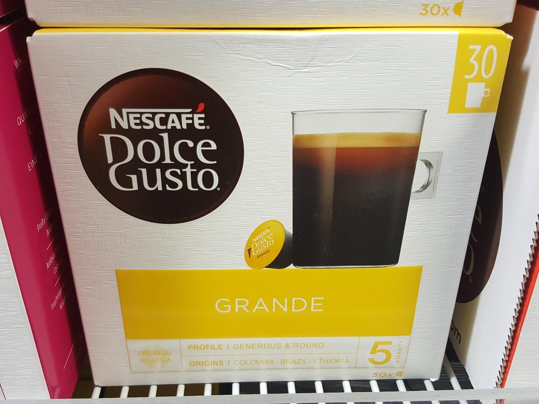 Nescafé Dolce Gusto Grande 30 Cap.