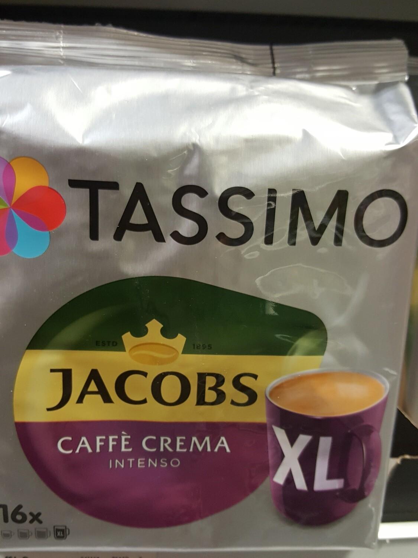 Assimo Caffé Crema Intenso XL.