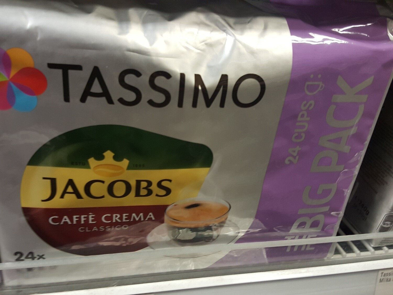 Tassimo Espresso Classico Big Pack 1x24