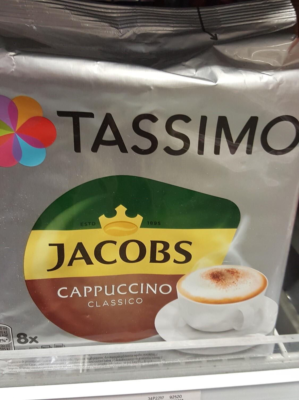Tassimo Latte Macchiato Baileys 8p