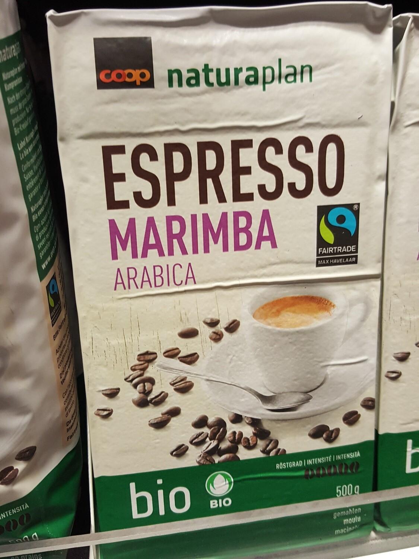 Naturaplan Espresso Havelaar Vac 1x500g