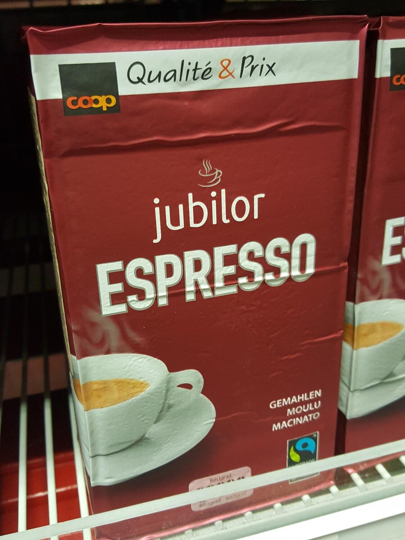 Havelaar Espresso Moulu 1x500g