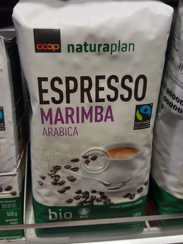 Naturaplan Espresso Havelaar Grains 1x500g