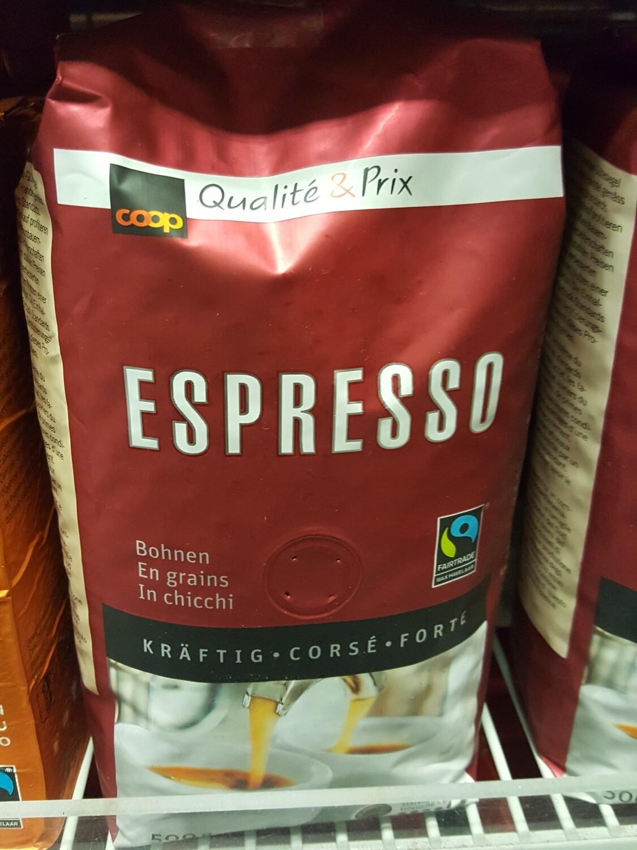 Havelaar Espresso Grains 1x500g