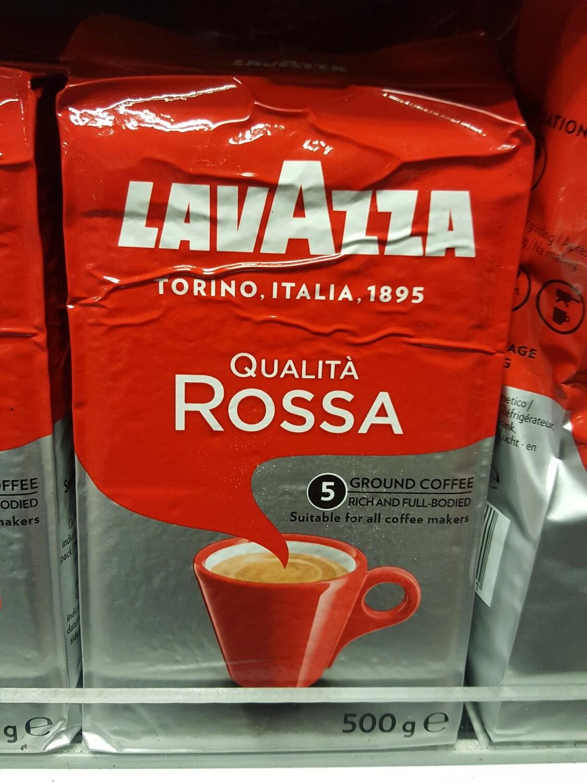 Lavazza Rossa Moulu 1x500g