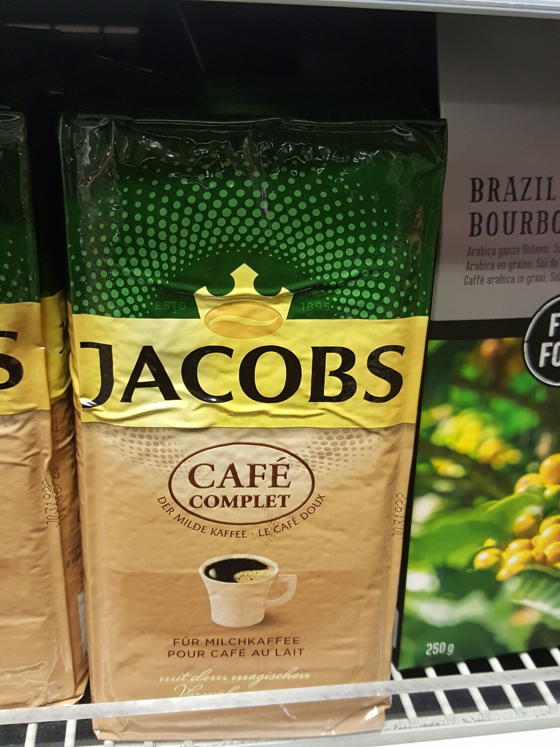 Jacobs Complet Moulu 1x500g