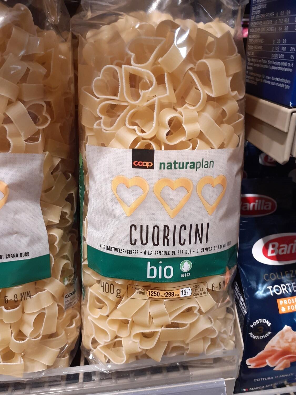 Naruraplan bio Cuoriccini 1x400g
