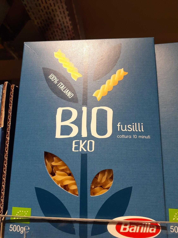 BARILLA Bio penne Rigate 1x500g