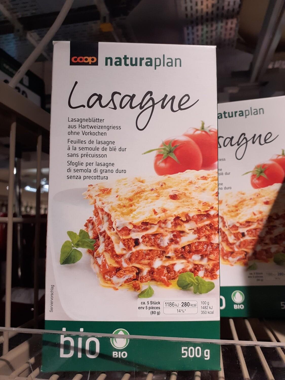 Naturaplan Bio Lasagne 1x500g