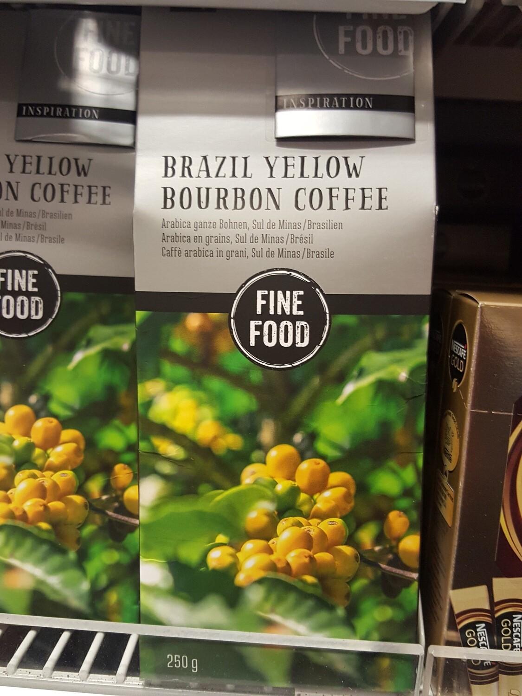 Fine Food Havelaar Yellow Bourbon 1x250g