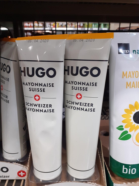 HUGO Suisse Mayonnaise1x180g