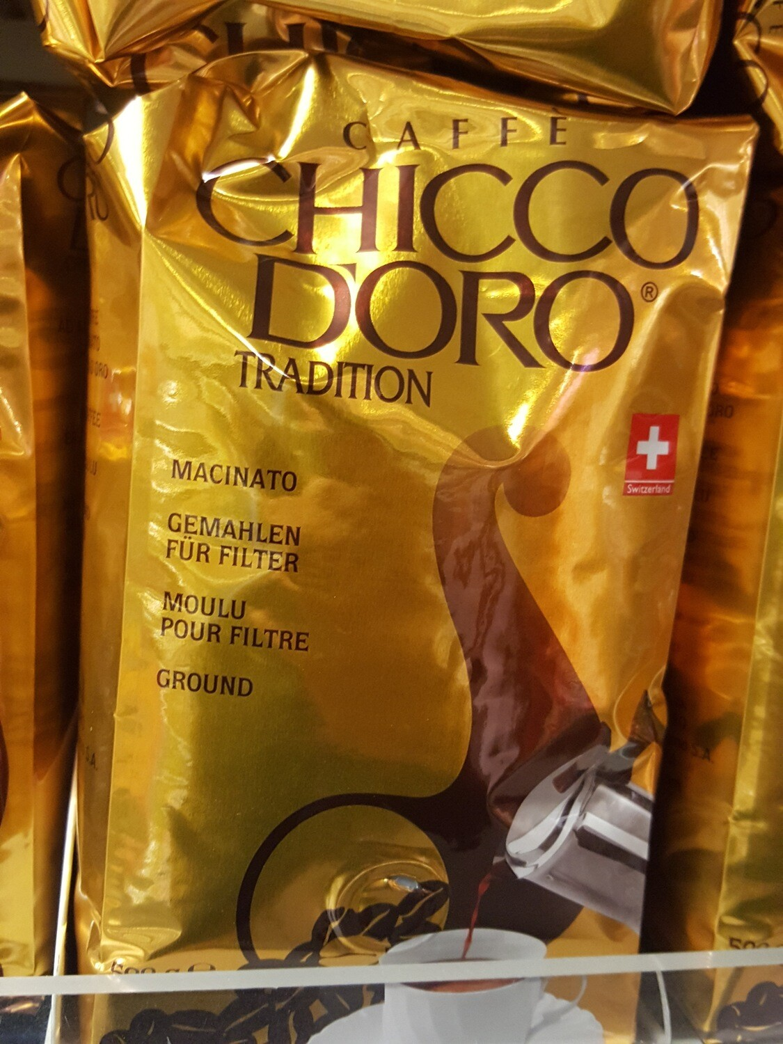 Chicco D`oro Tradition Moulu 1x500g