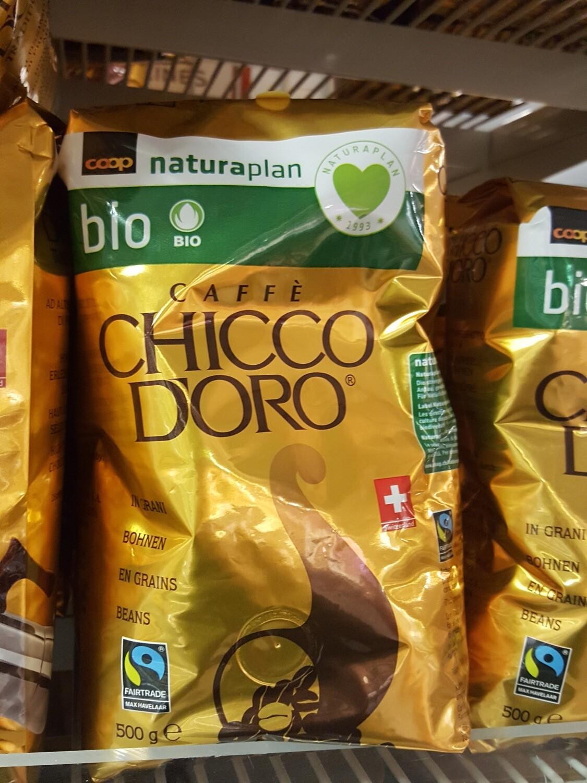 Chicco D`oro Bio Havelaar Grains 1x500g