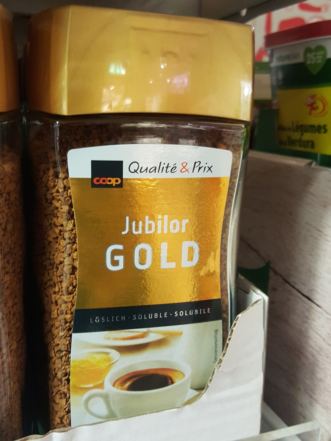 Coop Jubilor Soluble Ft 1x200g
