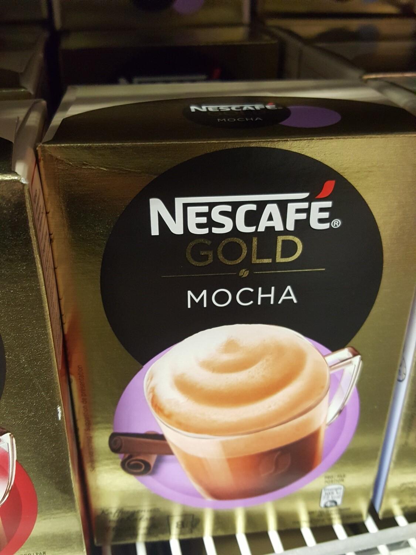 Nescafé Gold Mocha 8 Portions
