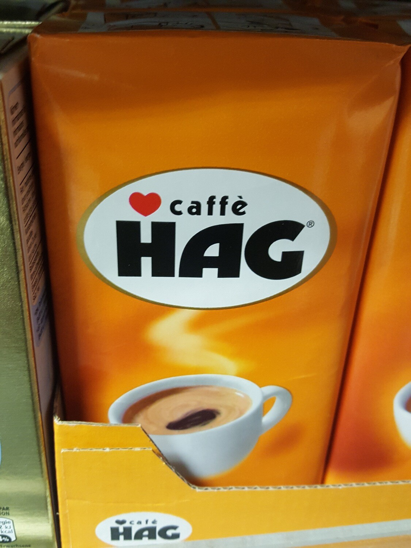 Café Hag Décaféiné Moulu 1x250g