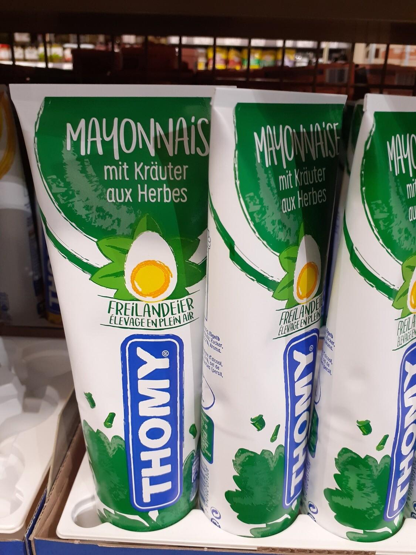 Thomy Mayonnaise aux herbes 1x265g