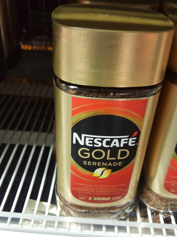 Nescafé Gold Sérénade Verre 1x200g