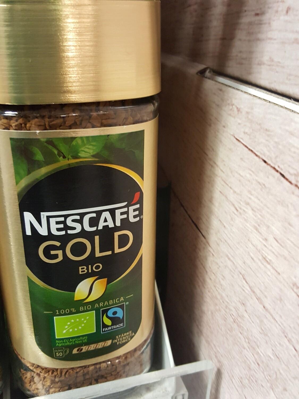 Nescafé Gold Bio Verre 1x100g