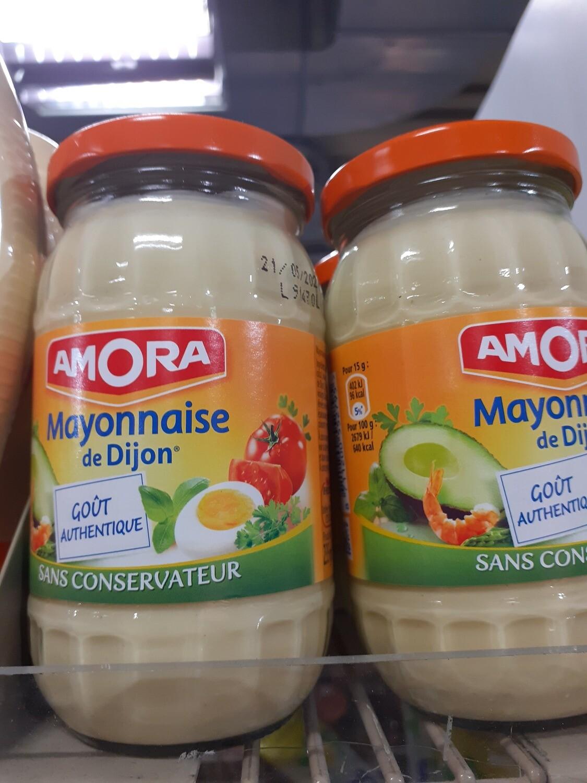 Amora Mayonnaise bocalor 1x235g