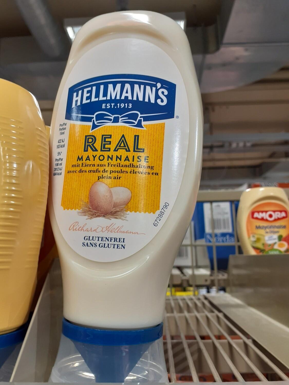Hellmann's Real Mayonnaise 1x430ml