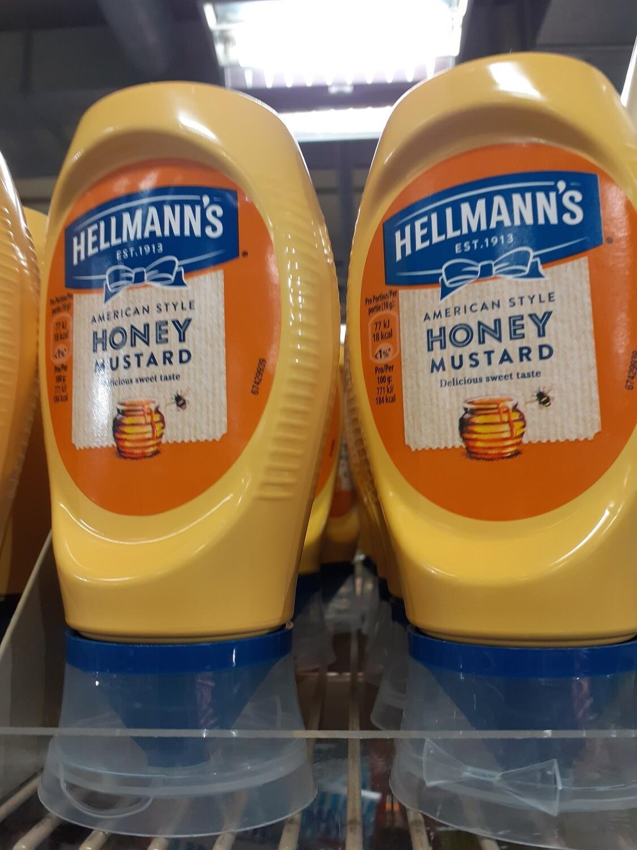 Hellmann's Honey Mustard 1x260g
